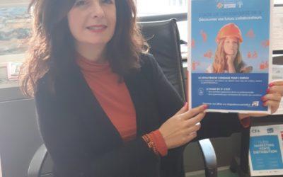 La parole à… Valérie Costa, Référente Point Alternance-Orientation à la CCI Marseille Provence