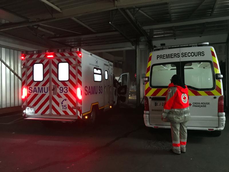 La parole à… Harrison Gonzalez, Ambulancier, Croix-Rouge Française