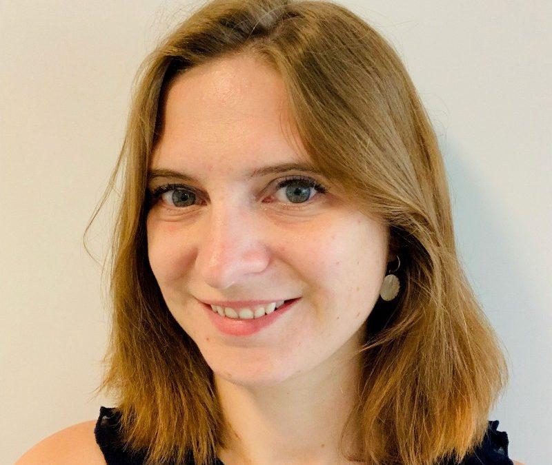 La parole à… Marie Caroline Ehrhard, cheffe de projet
