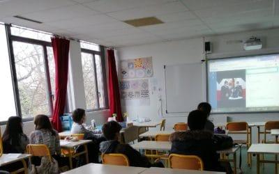 SEMAINE DE DÉCOUVERTE DES MÉTIERS DE L'ALIMENTATION – JOUR 2