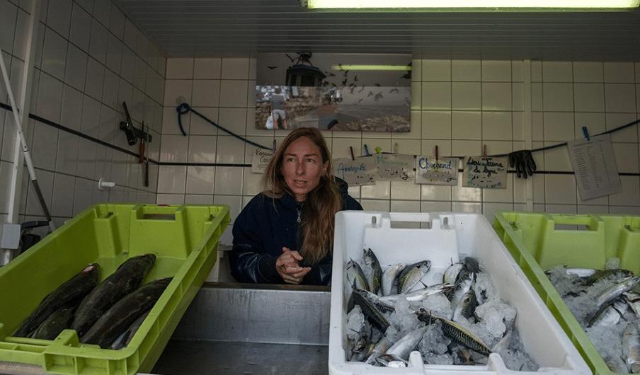 La parole à ….Ondine, marin-pêcheur et guide conférencière à Ouessant