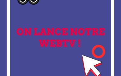 Jeunesse en difficulté : lancement d'une WebTV dédiée à l'orientation