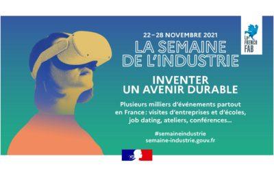 Protégé: Inventer un avenir durable : les professionnel·les de l'industrie se mobilisent pour faire découvrir leurs métiers